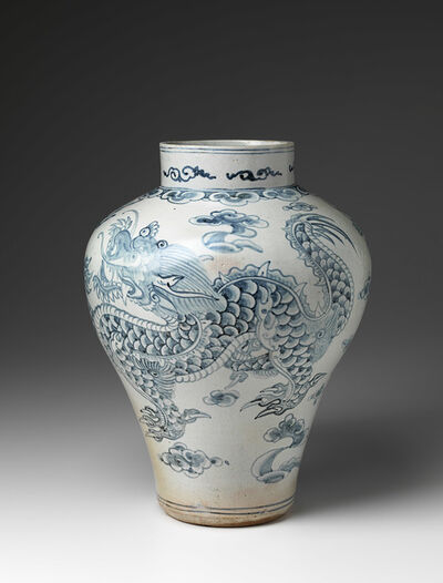 'Dragon Jar', 18th century