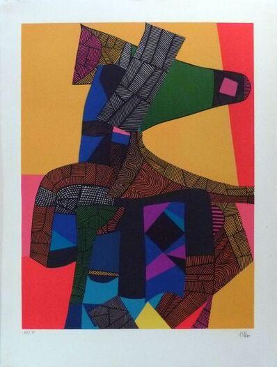 Maurice Estève, 'Anubis', 1969
