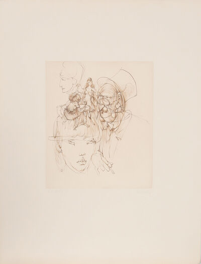 Hans Bellmer, 'Untitled 3', ca. 1972