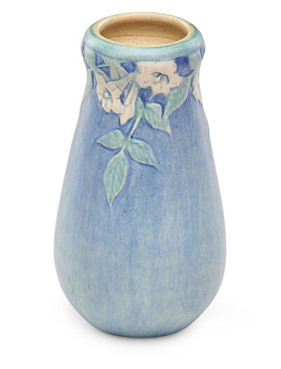 Anna Frances Simpson, 'Small vase with trumpet flowers', 1921