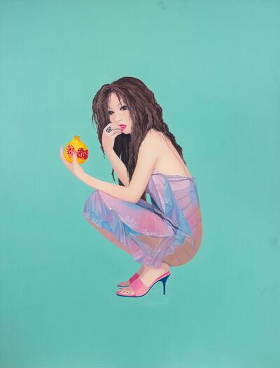 Yang Fan, 'Garner 石榴红了  ', 2005