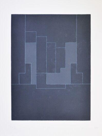 Robyn Denny, 'Robyn Denny, Graffiti 20, 1977', 1977