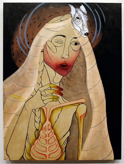 Jennifer Caviola (CAKE), 'Fang Bride', 2013-2014