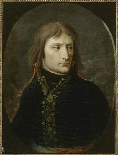 Baron Louis-Albert-Guillain Bacler d'Albe, 'Portrait du général Bonaparte (Portrait of General Bonaparte)', 1796-1797