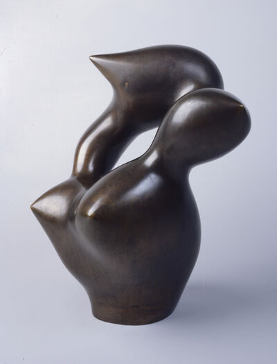 Hans Arp, 'Couronne de bourgeons II [Crown of Buds II]', 1936