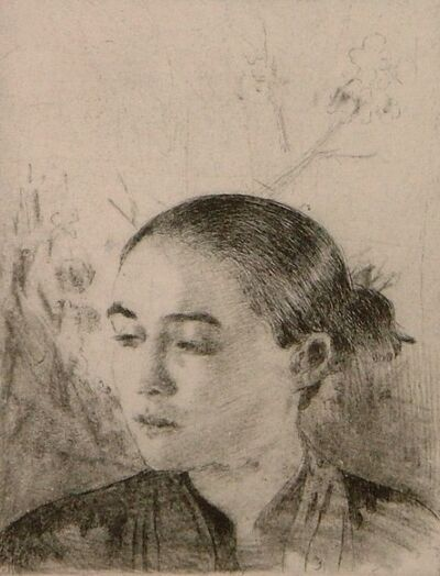 Priscilla Treacy, 'Christina', 2001