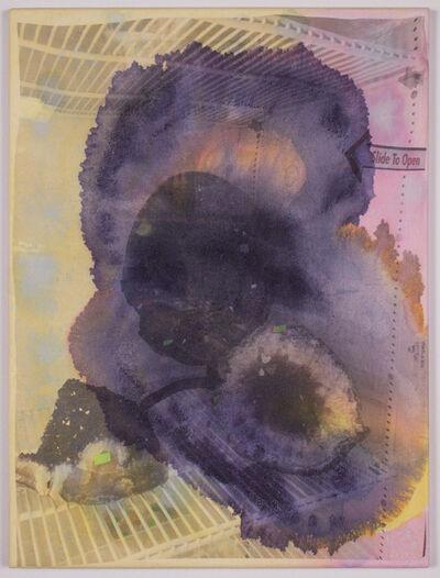 Magenheimer, 'Refrigerated Amethyst', 2017
