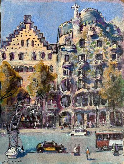 Josep Moscardó, 'Casa Batlló', 2021