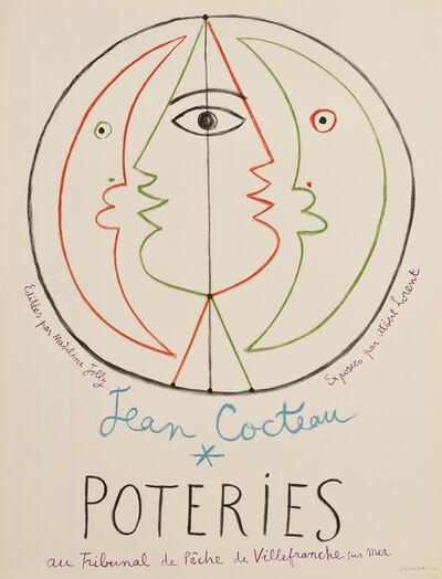 Jean Cocteau, 'Poteries', 1958