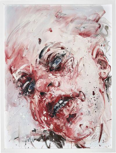 Philippe Pasqua, 'Visage Irina gros plan', 2013