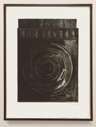Jasper Johns, 'Target with Plaster Casts', 1988-1989