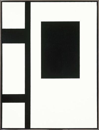 John McLaughlin (1898-1976), 'Untitled Composition', 1953