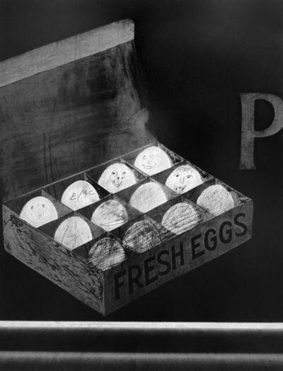 Helen Levitt, 'N.Y.C. (Fresh Eggs)', ca. 1940
