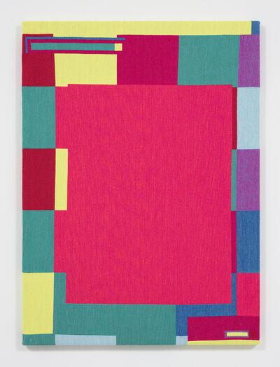 Rafaël Rozendaal, 'Abstract Browsing 17 05 01 (Waze)', 2017