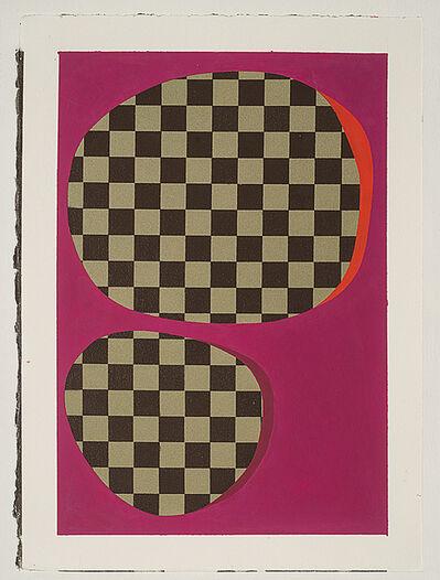 Tim Doud, 'LVMSP (Red Violet)', 2016