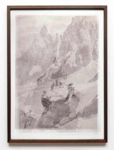 Sybren Renema, 'Wanderer-Fantasie No. 1', 2015