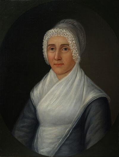 Johsua Johnson, 'A Baltimore Shipowner's Wife', ca. 1815