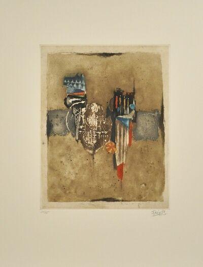 Johnny Friedlaender, 'Composition II', ca. 1970