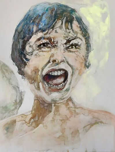 """Patty Rooney, '""""I never take a shower. I cannot take a shower...It never dawned on me until that moment how vulnerable and defenseless one is."""" -- Janet Leigh', 2017"""