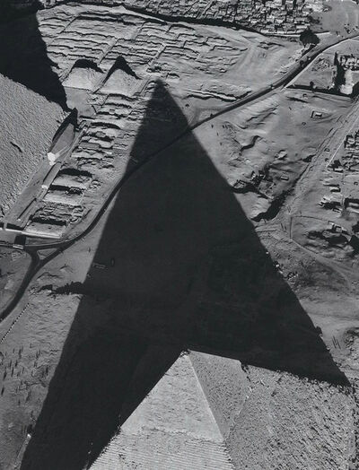 Marilyn Bridges, 'Pyramid of Khephren, Egypt', 1993