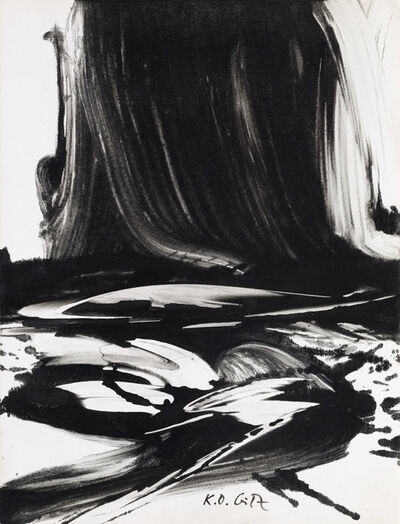 Karl Otto Götz, 'Untitled', 1960