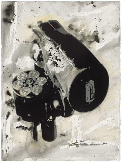 Robert Longo, 'Gun', 1993