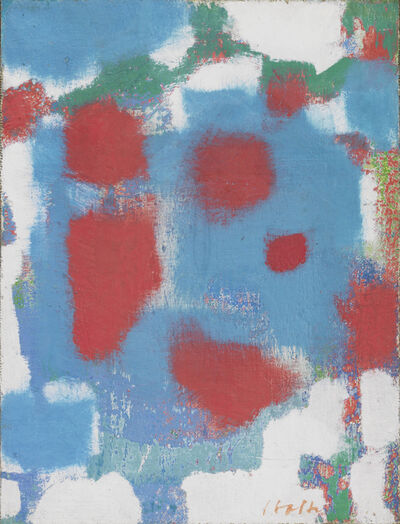 Carl Holty, 'Abstract Composition', 1961
