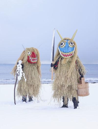 Charles Fréger, 'YOKAI NO SHIMA, Namahage, Ashizawa, Oga, Akita Prefecture', 2013-2015