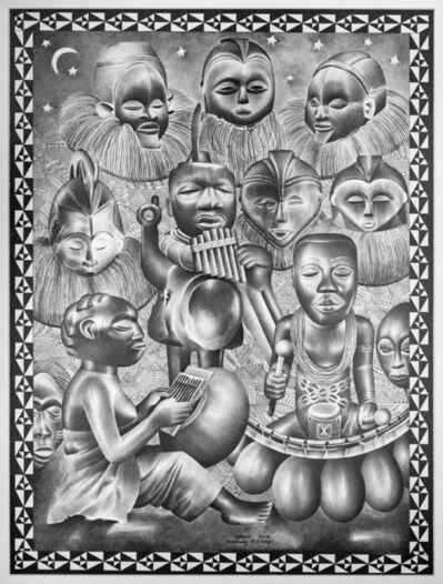 Tsham, 'L'orchestre', 2016