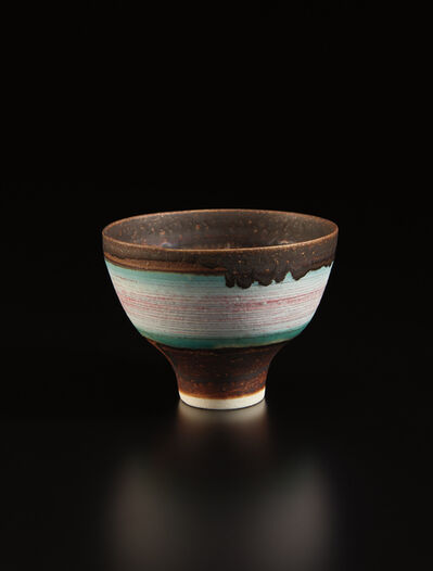 Lucie Rie, 'Footed bowl', circa 1978