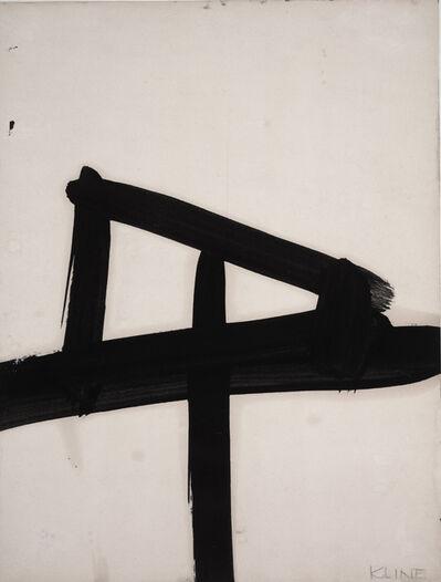 Franz Kline, 'Untitled', 1959