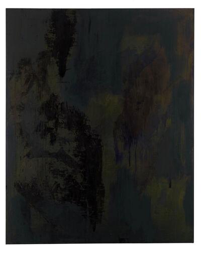 Bill Jensen, 'Hushed Mountains V'