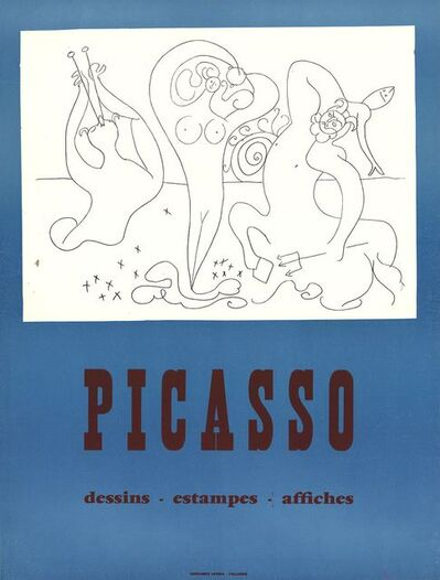 Pablo Picasso, 'Drawings, Prints, Posters', (Date unknown)