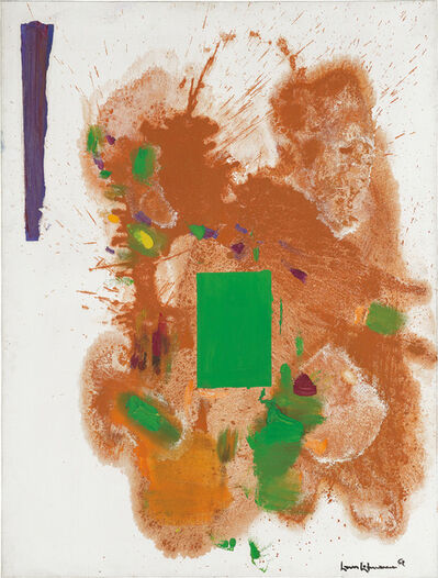 Hans Hofmann, 'Fragrance', 1962