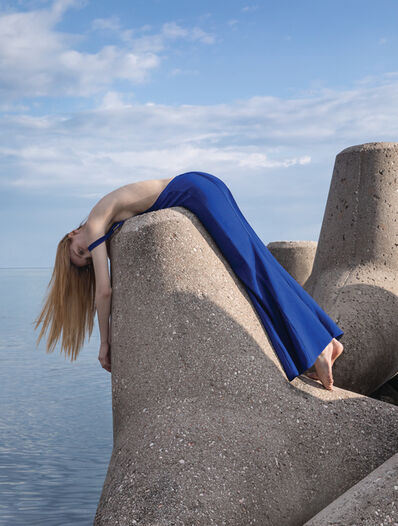 Nikol Bartzoka, 'Concrete Coast', 2020