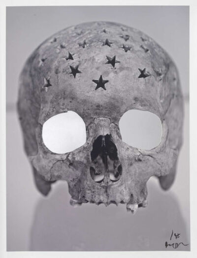 Douglas Gordon, 'Forty (from Re-Object/Mythos portfolio)', 2007