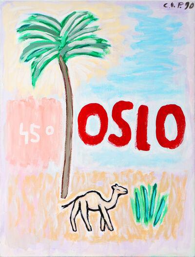 C.O. Paeffgen, 'OSLO', 1990-2019