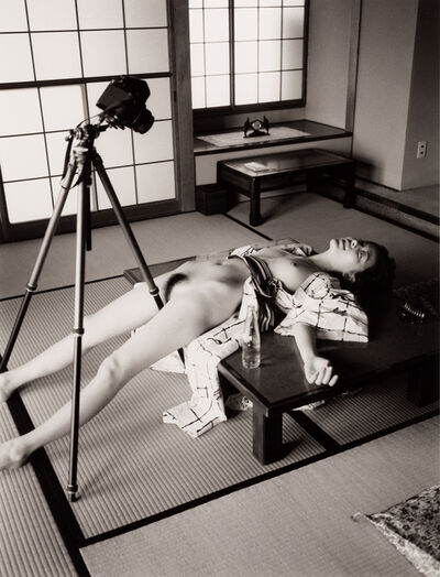 "Nobuyoshi Araki, 'Untitled, from the series ""Eros-Love in Winter""', 1997"