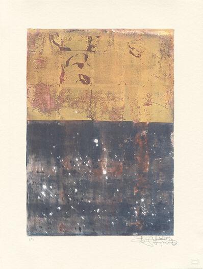 Makoto Fujimura, 'Van Nuys Monotype Series No. 7 凡奈斯絹印單刷系列', 2017