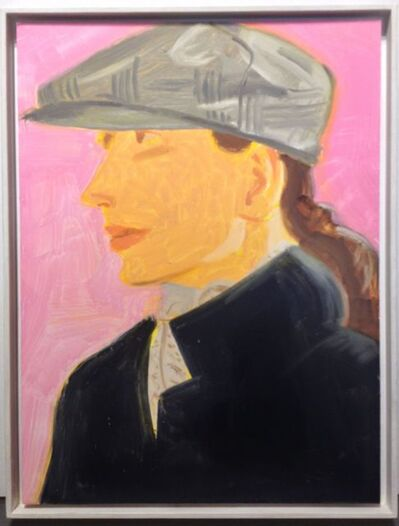 Alex Katz, 'Vivien in Cap', 2005
