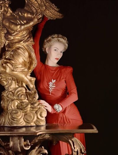 Horst P. Horst, 'Vogue, September, 1940, Framed ', 1940