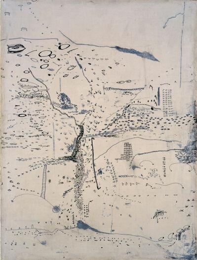 Julie Mehretu, 'Untitled (two)', 1996