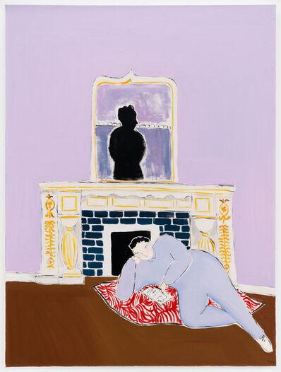 Claire Milbrath, 'Lavender Gray', 2018