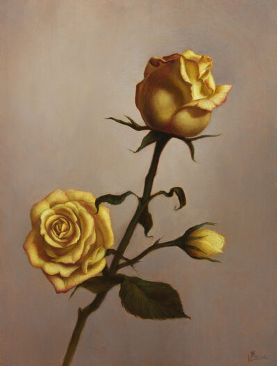 Brianna Lee, 'Summer Roses'