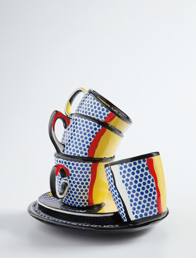 Roy Lichtenstein, 'Ceramic Sculpture #10', 1965