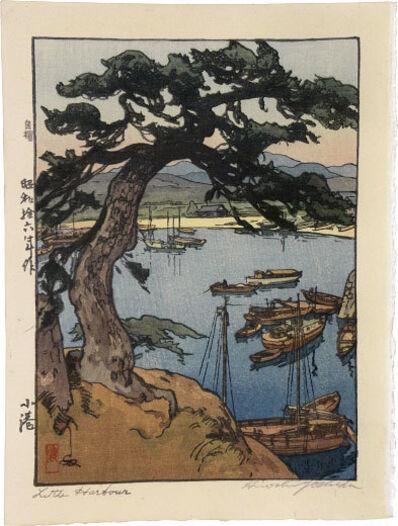 Yoshida Hiroshi, 'Little Harbour', ca. 1941