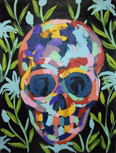 Bradley Theodore, 'Skull on Safari ', 2018