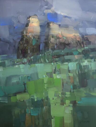 Vahe Yeremyan, 'Cliff Mountain', 2019