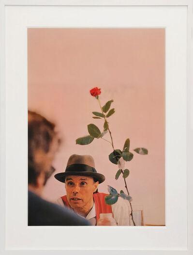 Joseph Beuys, 'Ohne die Rose tun wir's nicht', 1972