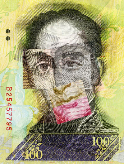 Maria Fernanda Lairet, 'Reconversion Simon Bolivar', 2015